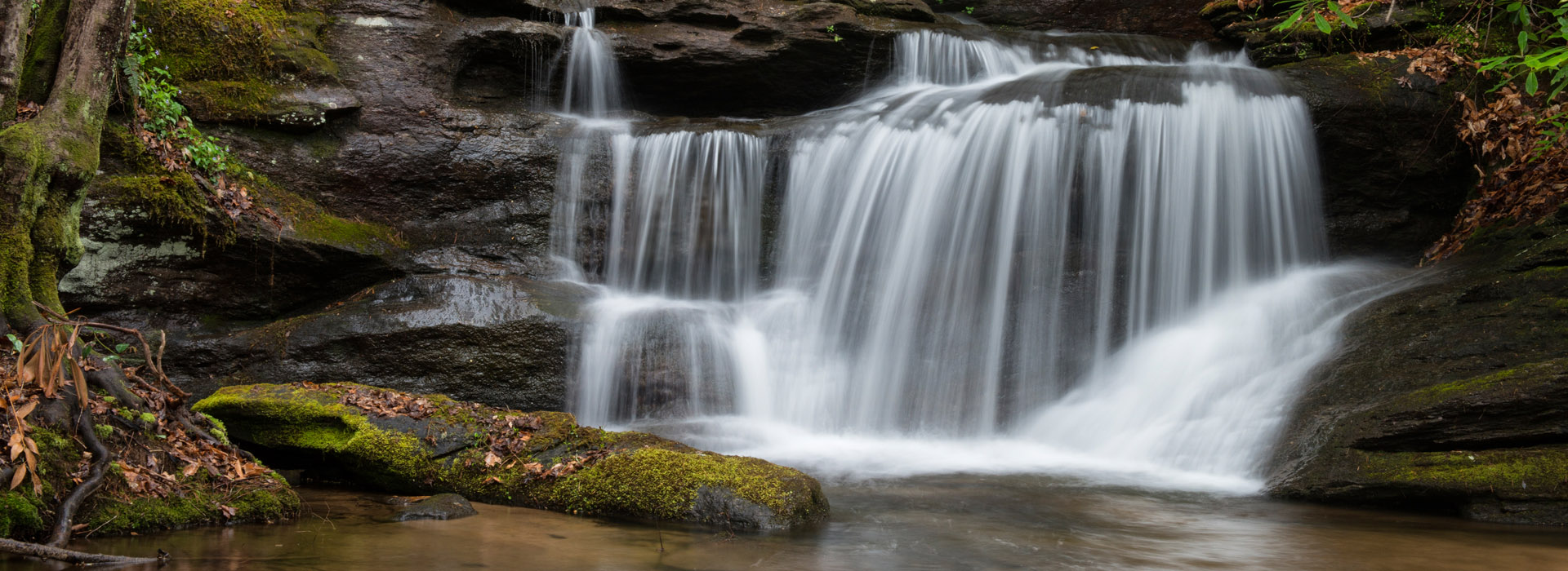 01-Asheville-Photography-Waterfall