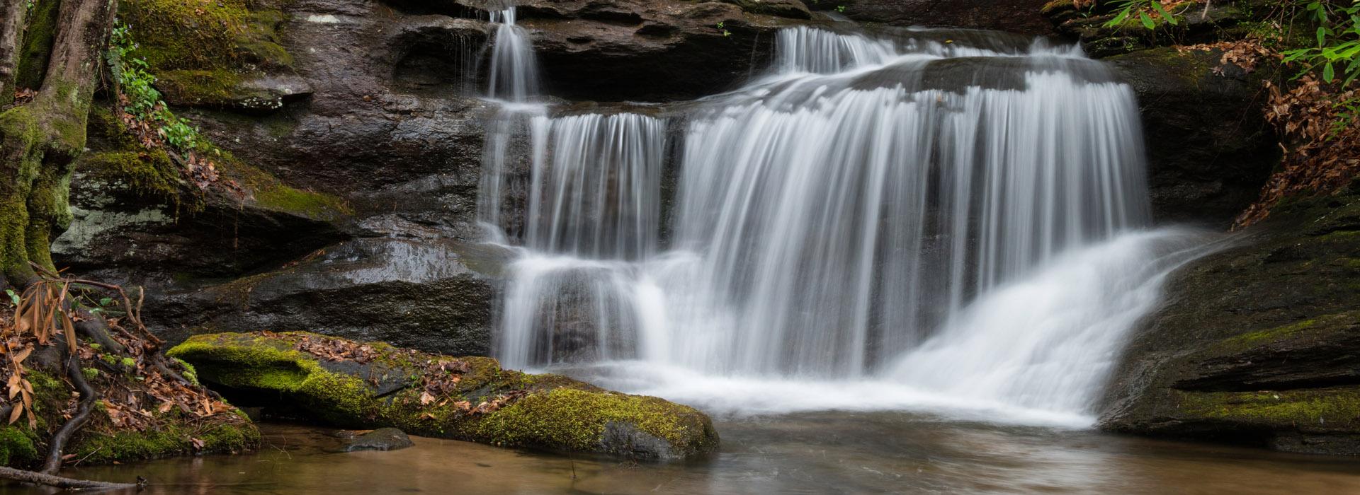 01-Asheville-Photography-Waterfall
